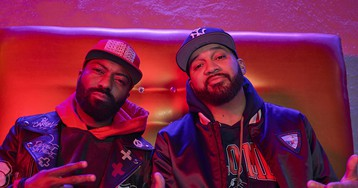 Showtime's Desus & Mero to Host This Year's TV Critics Association Awards