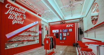 This Finger Lickin' Good KFC x Carnival Capsule Drops Today