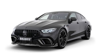 Brabus attacks the Mercedes AMG GT 4-Door, gives it 800 horsepower