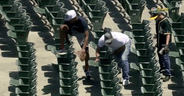 Deserve's Got Nothing To Do With It When Adults Lose Their Minds Over A Foul Ball