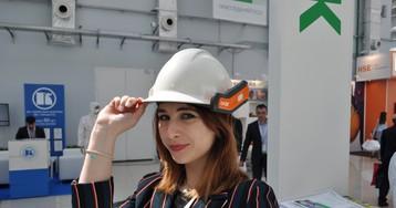 «А-а-а, начальник, шапка говорящая!» — умная каска для производств