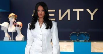 Rihanna estreia grife Fenty da LVMH em Paris