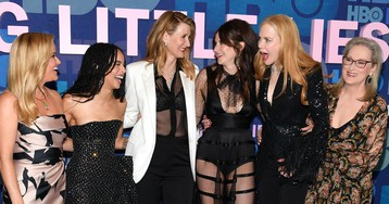 See the Best Red Carpet Looks From the 'Big Little Lies' Season 2 Premiere