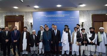 Заходит армянин в МИД РФ, а там талибы в нарды играют...