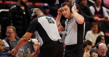What Happened To All The Interesting Refs?