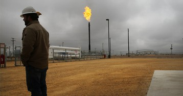 Trump's Department of Energy is now calling fossil fuels 'molecules of U.S. freedom.' Seriously.