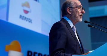 """El presidente de Repsol cuestiona el plan de España para la transición energética por ser """"más ambicioso de lo que se pedía"""""""
