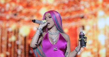 "Cardi B Takes Shots at the ""Press"" in New Solo Track"