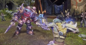 Fable Was Initially Pitched As A Game About Wizards Dueling For Each Other's Hearts
