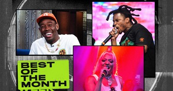 Best New Albums This Month: Tyler, the Creator, Megan Thee Stallion, Denzel Curry, and More