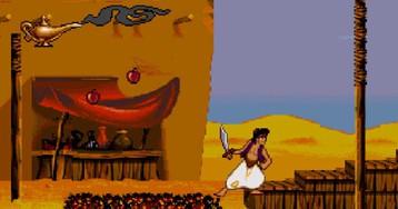 The RetroBeat: Aladdin is a Genesis masterpiece