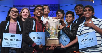 India the Latest Buzz Word in Legendary American Spelling Contest