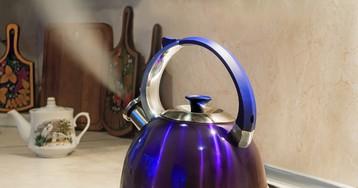 7 способов удалить накипь в чайнике