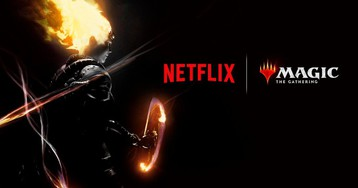 Netflix and Russo Brothers Announce 'Magic: The Gathering' Animated Series
