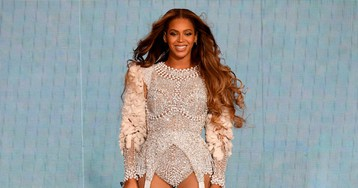 Beyoncé Finally Appears in 'The Lion King' Promo