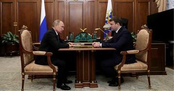 Министр пообещал Путину экономический рывок. С чего бы это?