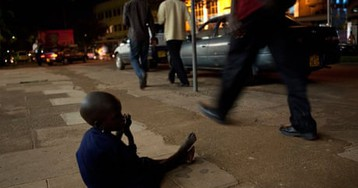 Uganda bans giving to child beggars in bid to stop exploitation