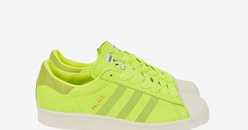 Palace Gives the Iconic adidas Superstar an Eye-Catching Remix