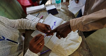 Indian political parties spent $8 billion on this year's elections—nearly half was by the BJP