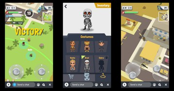 Zynga launches battle royale game as a Snap Games exclusive