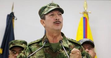 Chefe do Exército da Colômbia dirigiu brigada acusada de matar civis