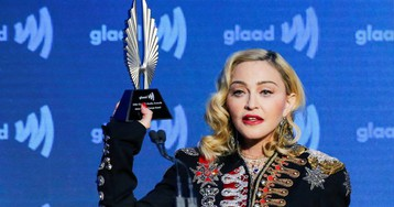 """Madonna revela que Harvey Weinstein cruzó """"algunos límites"""" con ella"""