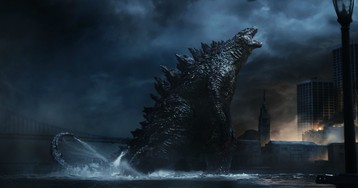 The Underrated Terror of 2014's Polarizing 'Godzilla'