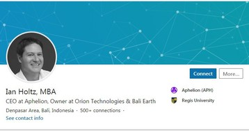 Проект Aphelion оказался экзит-скамом — CEO компании «свалил» на Бали!