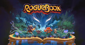 Roguebook goes to Kickstarter to fund this Faeria-inspired roguelike digital card game