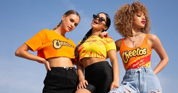 Cheetos teams up with Forever 21 to release clothing line