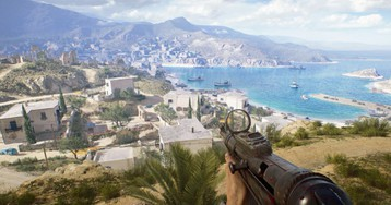 Battlefield V's Latest Map Is Faster And Furiouser