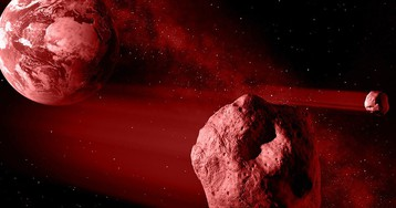 ЕКА назвало самые опасные астероиды. Один из них может упасть на Землю в сентябре 2019-го