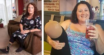 Женщина лишилась ноги после того, как на нее упал флакон духов