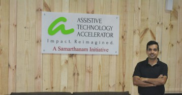 Meet the mentor of startups working with differently-abled people