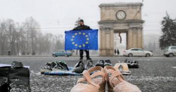 European nations, Russia back new government in Moldova