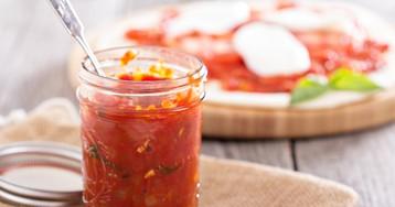 Средиземноморский томатный соус