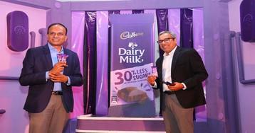 Mondelez India goes low on sugar with new Cadbury Dairy Milk