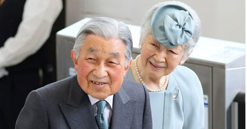 Japan's former empress has heart problem but fine to travel