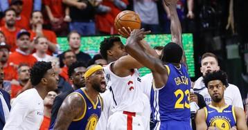 NBA Fans Roast Kyle Lowry After Game-Winning Shot Gets Blocked