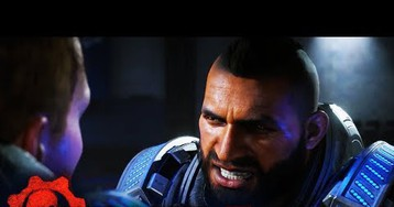 Gears 5: Vídeo da campanha apresenta um novo personagem