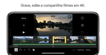 iMovie para iOS ganha suporte a tela verde; Soulver e Shazam para Android são atualizados