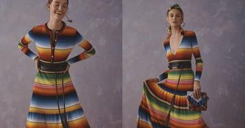 México acusa a Carolina Herrera de apropiación cultural por su más reciente colección