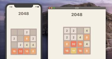 Игра 2048 на SwiftUI