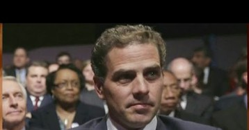 Joe Biden's Son Hunter Biden Reportedly Married In Secret — Only a Month After Breakup With Brother's Widow!!