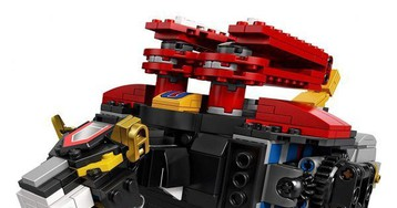 LEGO Voltron can still arrive in time for Father's Day