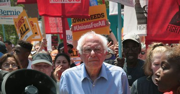 Sanders Embraces Democratic Socialism as Weapon to Beat Trump