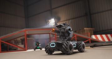 Четырехколесный RoboMaster S1 научит детей программировать