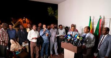AU envoy mediates Sudan crisis as protesters slam military