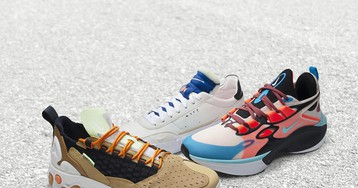 Nike to Launch Three New Concept-Driven Footwear Lines