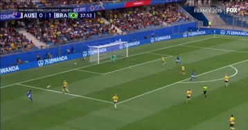 Gorgeous Brazil Goal Starts With A Nutmeg And Just Keeps Getting Better